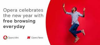 Opera free browsing 2020