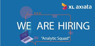 Lowongan Kerja Terbaru PT. XL Axiata, Tbk 2019