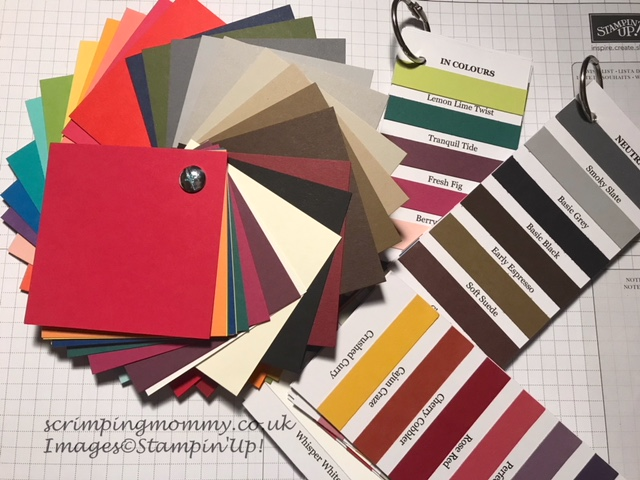 scrimpingmommy: FREE colour samplers available in April