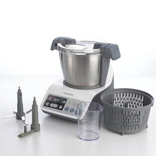 50% de descuento en robot de cocina Kenwood