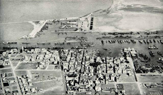 مدينة بورسعيد المصرية سنه 1938 Port Said