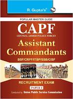 http://www.amazon.in/UPSC-CAPF-Assistant-Commandants-Recruitment/dp/8178124351/?tag=buybooks0b-21