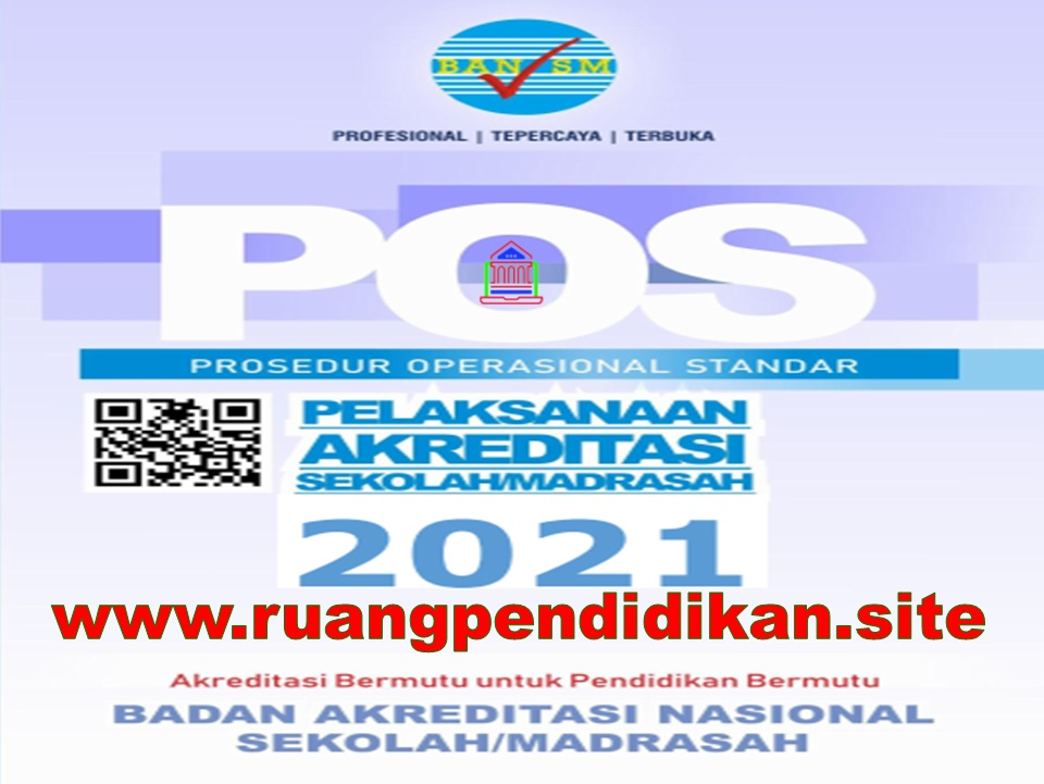 POS Akreditasi Sekolah/Madrasah