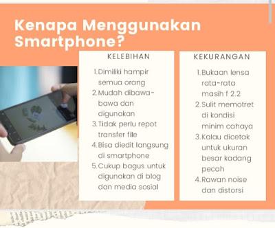 Moto pakai smartphone