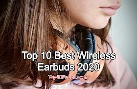 Top 10 Best Wireless Earbuds 2020