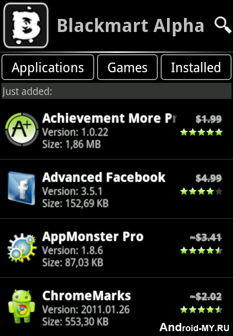 Download latest blackmart apk for android is it safe using.