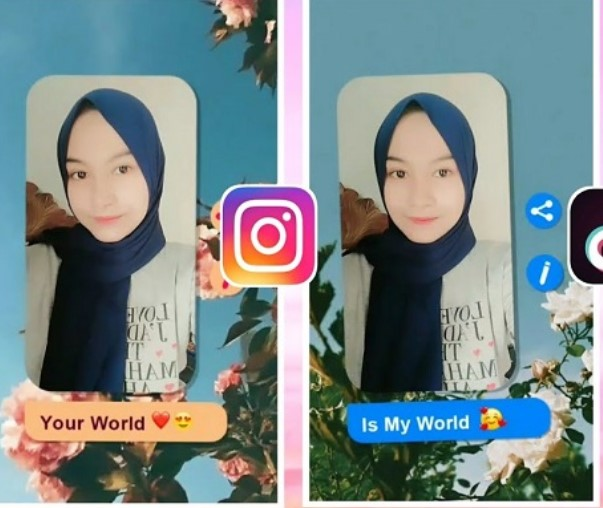 Filter IG Your World Is My World