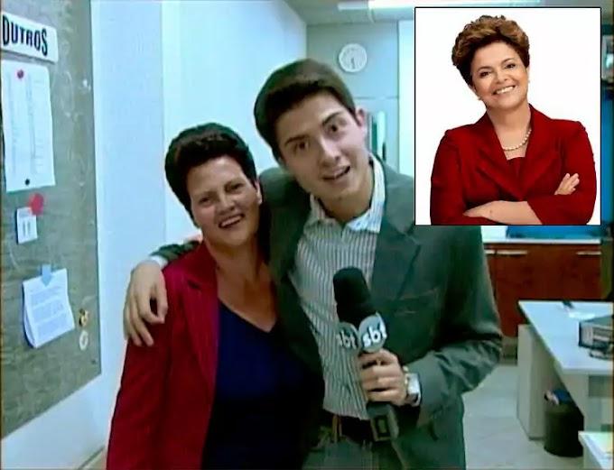Dilma de Araçatuba no SBT Interior