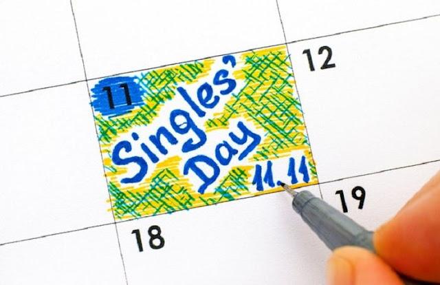 11 November Diperingati sebagai Hari Jomblo
