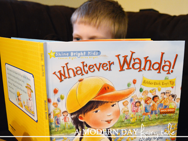 Say Goodbye to the 'Whatever' Attitude: A Whatever Wanda Book Review