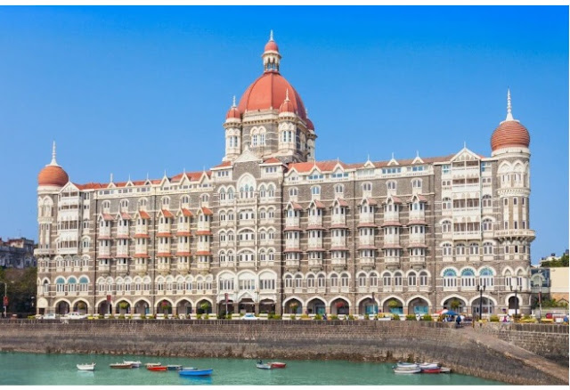 The Taj Mahal Palace and Tower, Mumbai