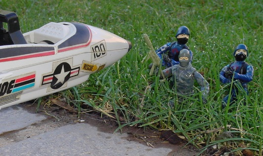 1984 Firefly, 1983 Cobra Trooper, Skystriker