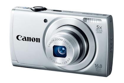 Canon PowerShot A2500 Series Driver Download Windows, Mac