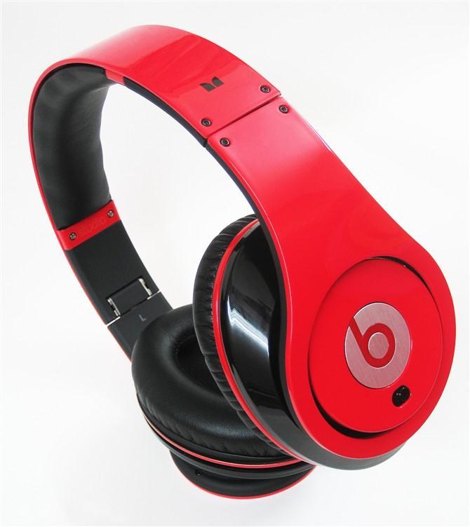 Highdiscountshop 169 00 Beats By Dr Dre Studio In Red