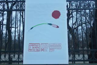 Sebastian Kubica - Plakaty Spotkania Kultur Galeria Saska