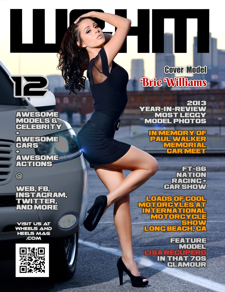 Wheels and Heels Magazine Issue 12