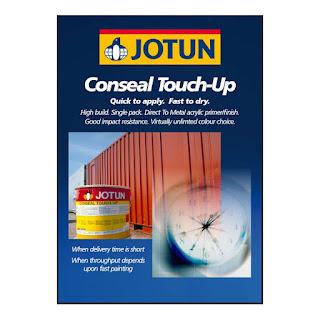 Jotun Acrylic Protective Coatings Bali