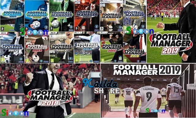 Free Download Gratis Game Football Manager FM Koleksi