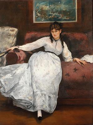 Edouard Manet - Le  repos,1870