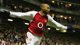 Henry: It's easier to play at Arsenal than Barca as I could go wherever I wanted