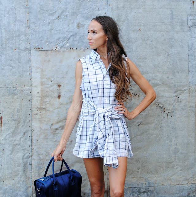 Trash To Couture Repurposed Men S Shirt Dress