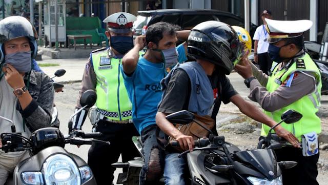 Tilang Ganjil Genap Roda Dua, Polda Metro Jaya Tunggu Keputusan Gubernur DKI Jakarta