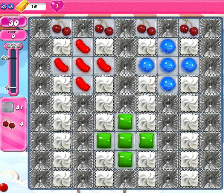 Candy Crush Saga 1815