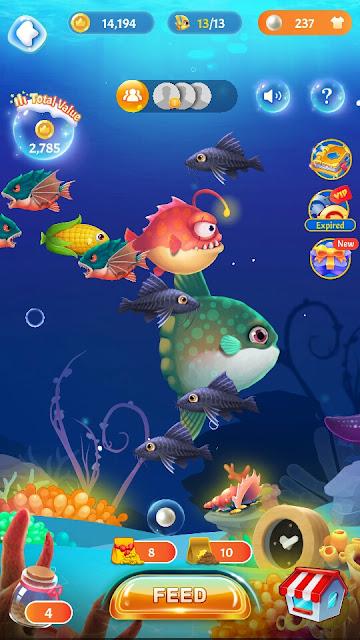 Cara Bermain Clipclaps Aquarium Update 2021