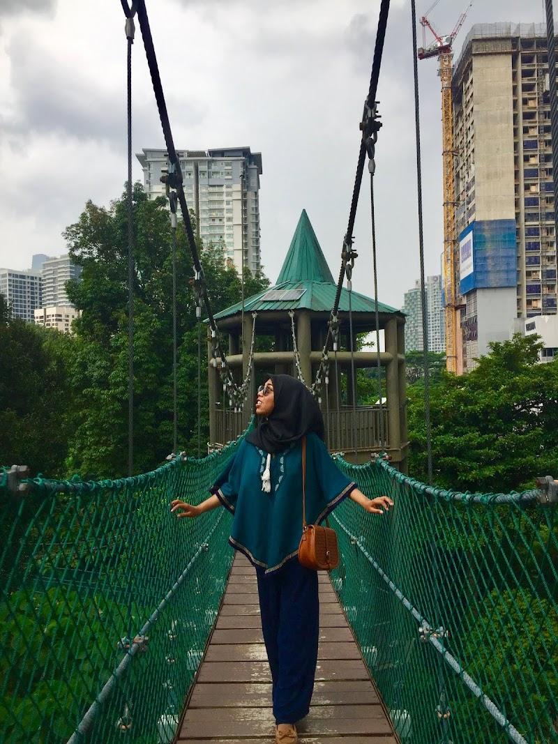 Taman Eko Rimba,  Bukit Nanas,  KL