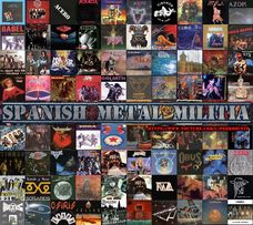 SPANISH METAL MILITIA