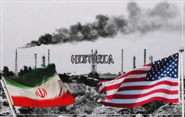 Origem da rivalidade entre os EUA e o Irã