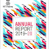 NITI AAYOG Annual Report 2019-20 pdf Notes Donwload in English