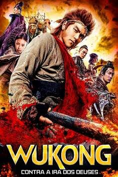 Wu Kong: Contra a Ira dos Deuses Torrent - BluRay 1080p Dual Áudio
