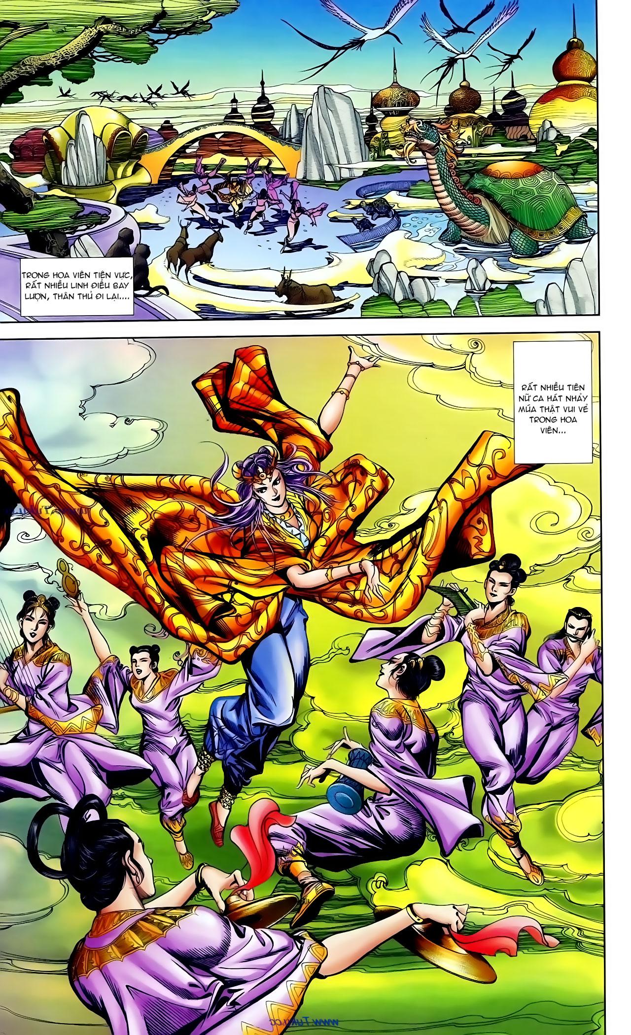 Cơ Phát Khai Chu Bản chapter 100 trang 7