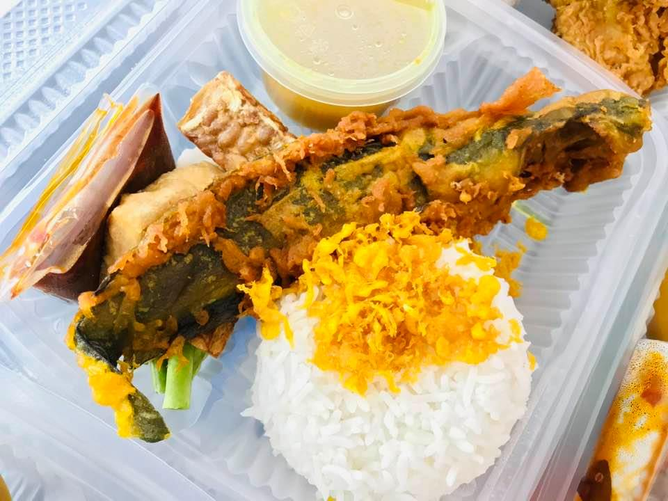 Food delivery area JB - Nasi Ayam Penyet Special Chef Eat