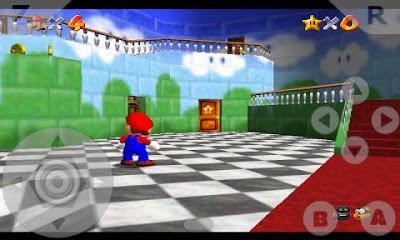 Androidzonerd Emulador De Nintendo 64 Para Android 6 Juegos