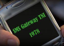 SMS Gateway TNI