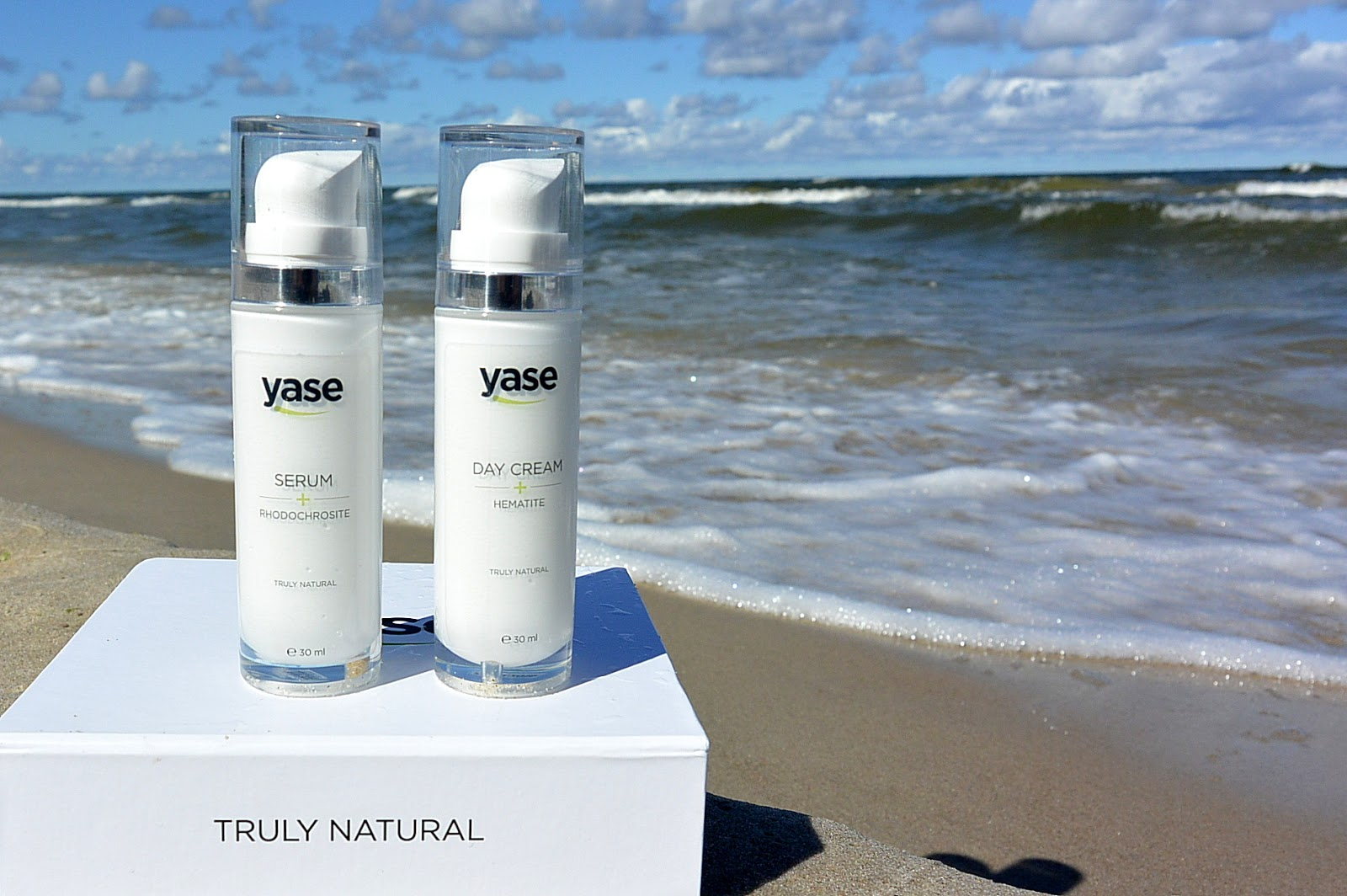 TRULY NATURAL | Yase Cosmetics