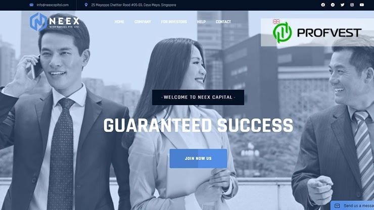 Neex Capital обзор и отзывы HYIP-проекта