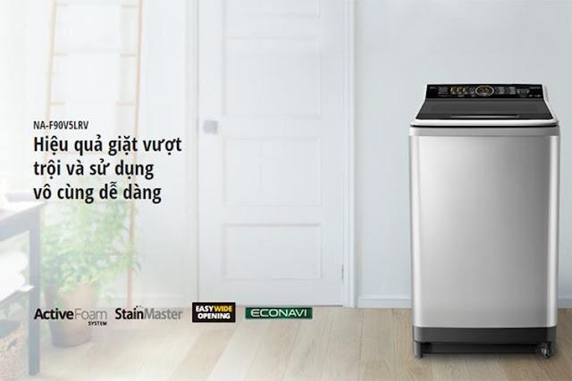 Máy giặt Panasonic NA-F90V5LRV