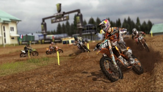 MXGP Motocross PC Games
