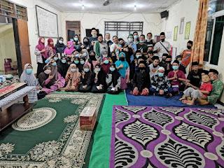 Safari Ramadhan Modis (Mobility Depok Eksis) berbuka puasa bersama 50 anak yatim piatu