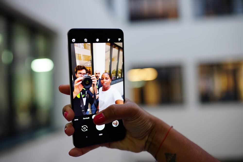 الإصدار الجديد من تطبيق Google Camera سيضع وضع Night Sight في الواجهة الرئيسية للكاميرا