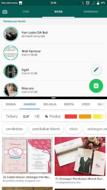 Cara Gampang Menjalankan 2 Aplikasi Dalam 1 Layar di Android 5