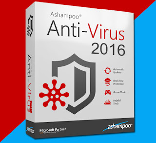 Ashampoo AntiVirus 2016 1.3.0 Full Crack