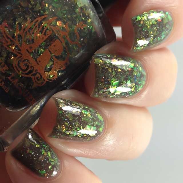 Rogue Lacquer-Goin' Down The Bayou