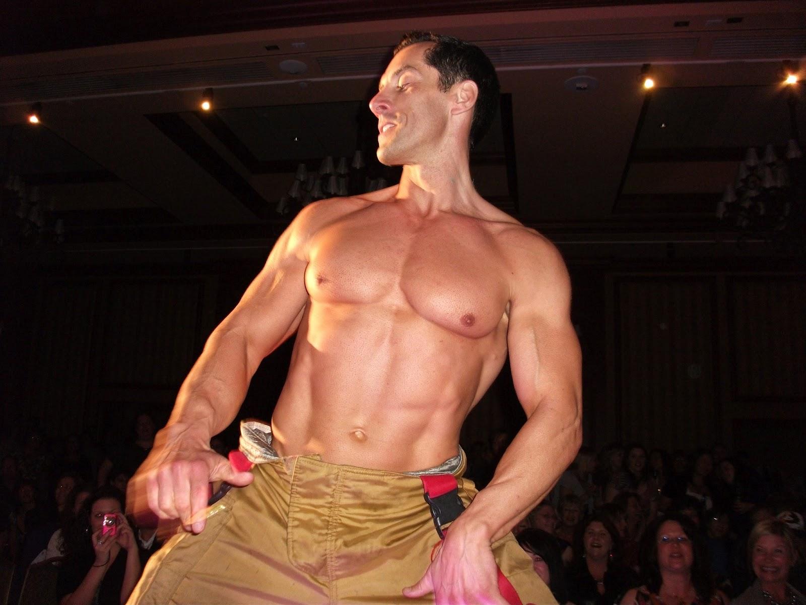 Daily Bodybuilding Motivation: Firefighters Calendar Guys