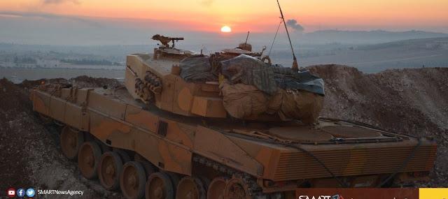 Η Τουρκία προμηθεύει με Leopard 2 τους τζιχαντιστές