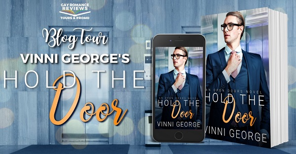 Blog Tour: Vinni George's Hold the Door.