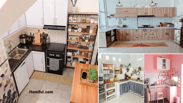 6 Small Kitchen Ideas On A Budget Homiful Com